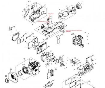 Panasonic AG-AC130/160