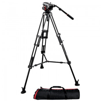 Manfrotto 504HD,546BK Demo