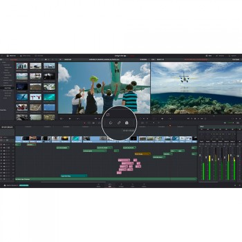 Blackmagic DaVinci Resolve Studio Software