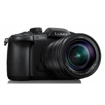 Panasonic Lumix DC-GH5 + Leica DG 2,8-4,0/12-60 mm