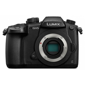 Panasonic Lumix DC-GH5 + Lumix 3,5-5,6/12-60 mm