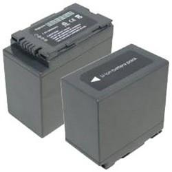 Akku Ersatztyp für Panasonic CGA-D54S