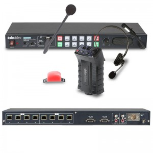 DataVideo ITC-300 4 Kanal Digital Intercom