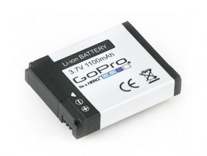 GoPro Rechargeable Battery HD HERO Ersatz-Akku