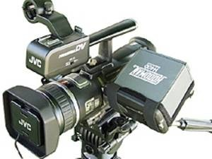 """Hoodman H-400 Blendschutz für 3,5"""" - 4"""" Kamera-Display"""