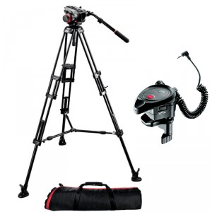 Manfrotto 504HD,546BK incl. MVR901ECPL