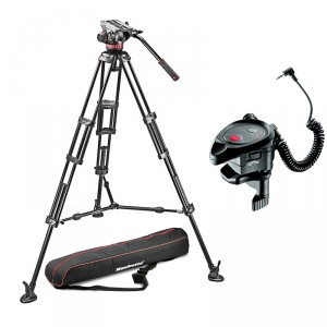Manfrotto MVH502A,546BK incl. MVR901ECPL