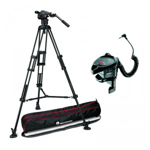 Manfrotto NITROTECH N8,546B incl. MVR901ECPL