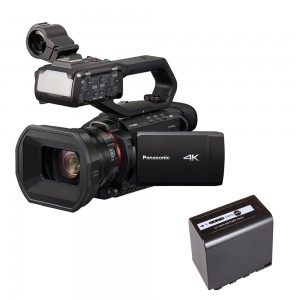 Panasonic AG-CX10 incl. Ersatzakku 5200mAh