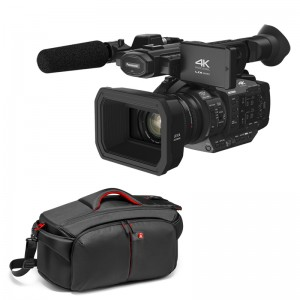 Panasonic AG-UX180EJ incl. Manfrotto Kameratasche CC-193N