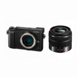 Panasonic Lumix DMC-GX80 Body schwarz inkl. Objektiv 14-42 mm