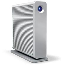 LaCie D2 Disk Quadra V.2 1000 GB (USB2.0/FW400/800/eSATA)