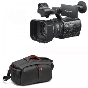 Sony HXR-NX200 incl. Manfrotto Kameratasche CC-193N