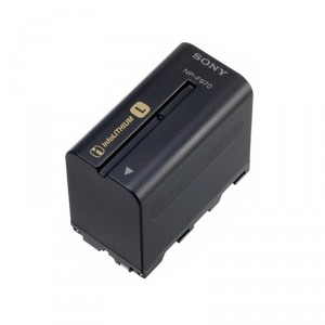 Sony NP-F970, Akku 47,4W