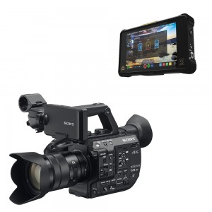 Sony PXW-FS5M2K + Atomos Shogun Inferno