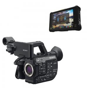 Sony PXW-FS5M2 + Atomos Shogun Inferno