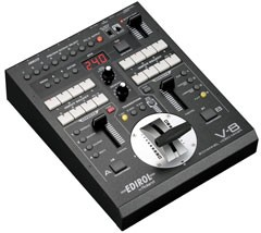 Edirol V-8 Compact Video Mixer 7 Kanal + RGB
