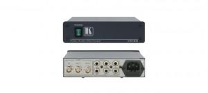 Kramer VM-2N 1:2 Composite Video + Stereo Audio Verteiler
