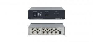 Kramer VM-30AV 1:3 Video + Stereo Audio Verteiler RCA