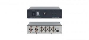 Kramer VM-30AVB 1:3 Video + Stereo Audio Verteiler BNC