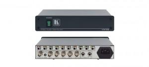 Kramer VM-5S 1:5 Video + Stereo Audio Verteilverstärker