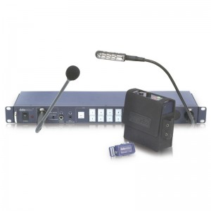 DataVideo ITC-100 4Kanal Intercom