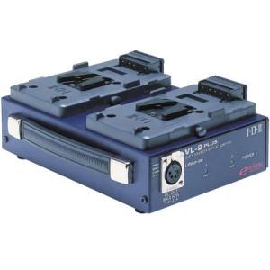 IDX VL-2Plus Batterieladegerät für Sony V-Mount Akkus