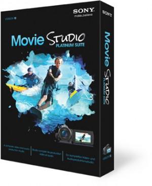 Sony Vegas Movie Studio Platinum Suite 12