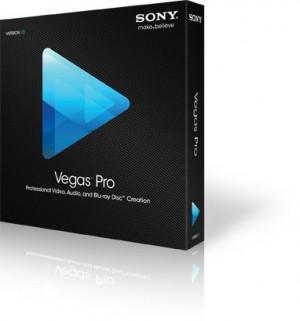 Sony VEGAS Pro 12, inkl. DVD Architect Pro 5.2