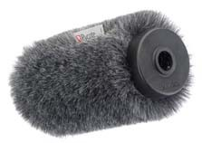 Rycote softy 18 cm medium hole long hair