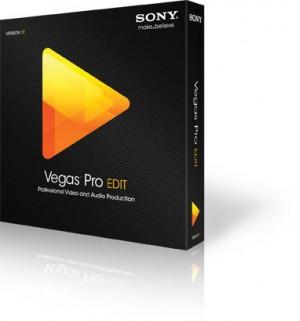 Sony VEGAS Pro 12 EDIT, ohne DVD Architect Pro 5.2