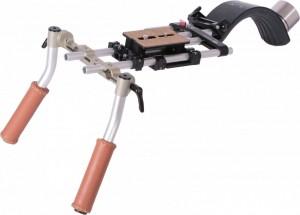 Vocas Handheld kit pro für Sony NEX-FS100 / Panasonic AG-AF100