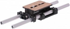 Vocas 15mm rail support Pro 15mm für Sony NEXFS100