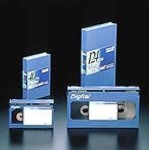 10 x Maxell B-D06 Digital Betacam Cassetten