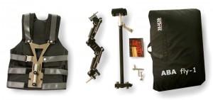 ABA-Fly-1, Schwebestativ , körpergestützt