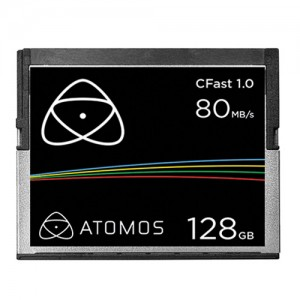 Atomos CFast 1.0 - 128 GB