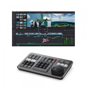 Blackmagic DaVinci Resolve Studio incl. Speed Editor