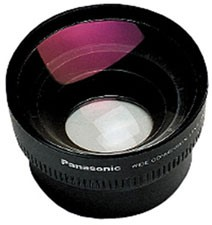 Panasonic VW-W4307H Weitwinkel-Vorsatzlinse