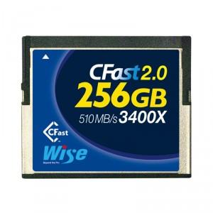 Wise CFast 2.0 Card 256 GB