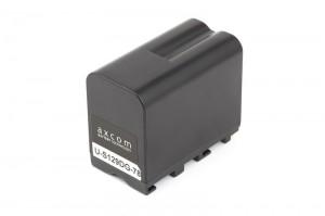 Axcom U-S129DG-78 7,2V Li-Ion Akku 7800 mAh / NP-F970