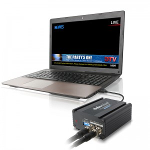 DataVideo TC-200 + CG-200