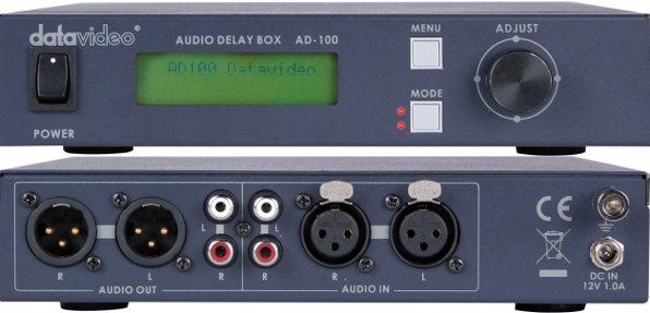 Audio Delay